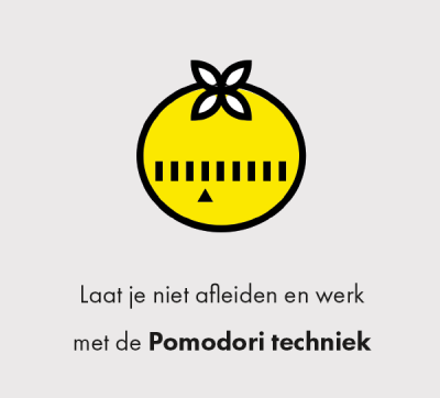 Pomodoritechniek