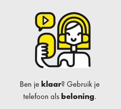 Telefoon en afleiding