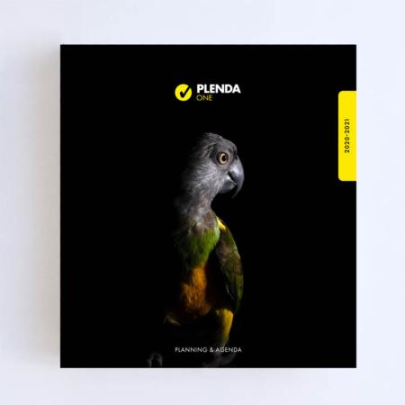 insteekkaart Plenda bird