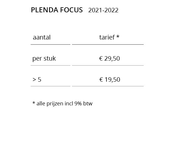staffelprijzen-Focus